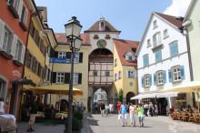 calle principal Meersburg
