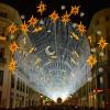 calle larios navidad