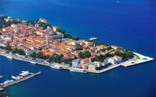 Zadar casco antiguo