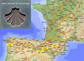 CaminoSantiago 280x204 1000 SITIOS QUE VER ANTES DE MORIR