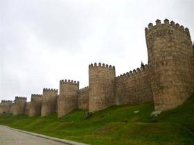 Las murallas de avila 280x210 1000 SITIOS QUE VER ANTES DE MORIR