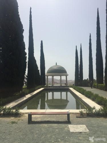 Mirador del Jardín Botánico de la Concepción