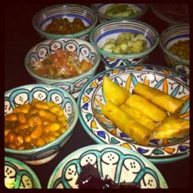 comer marruecos