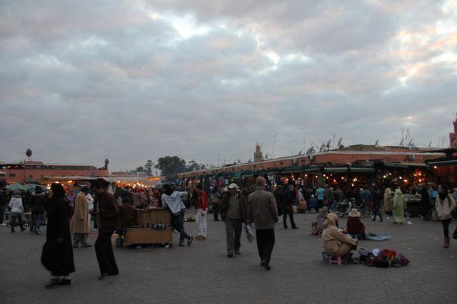 plaza jeema el Fna