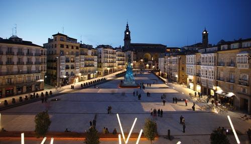 Nos vamos a Vitoria  Gasteiz, la Capital Verde Europea