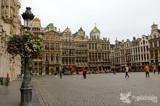 Grand Place, Bruselas