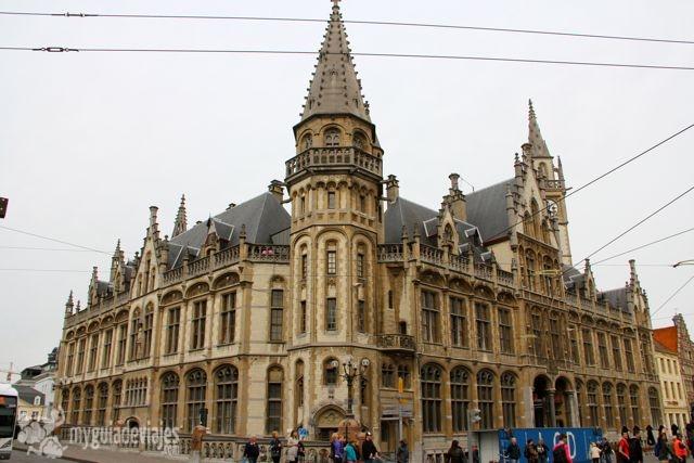 plaza Korenmarkt gante