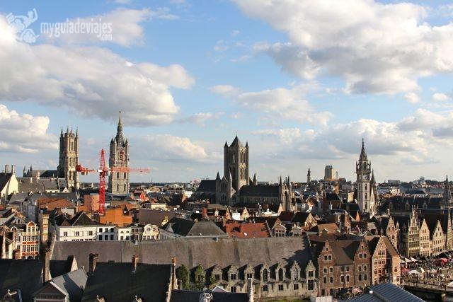 Gante, la joya de Flandes ( 2 de 2 )