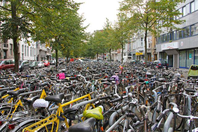 bicicletas bélgica