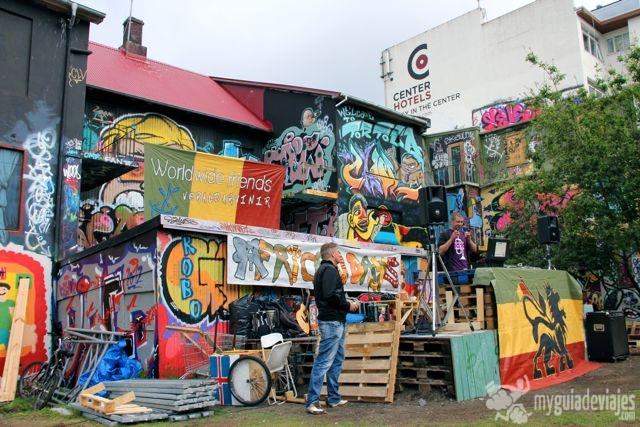 grafittis reikiavik