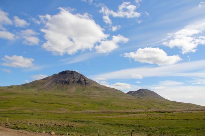 montañas islandia