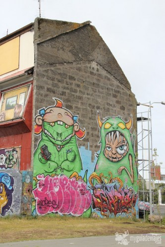 grafitti reikiavik