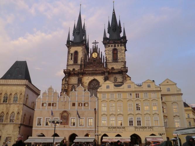 Plaza de la ciudad vieja. Foto de El mundo a tus pies.