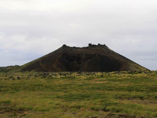 volcán Saxhóll
