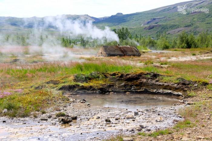 Zona Geotermal de Geysir