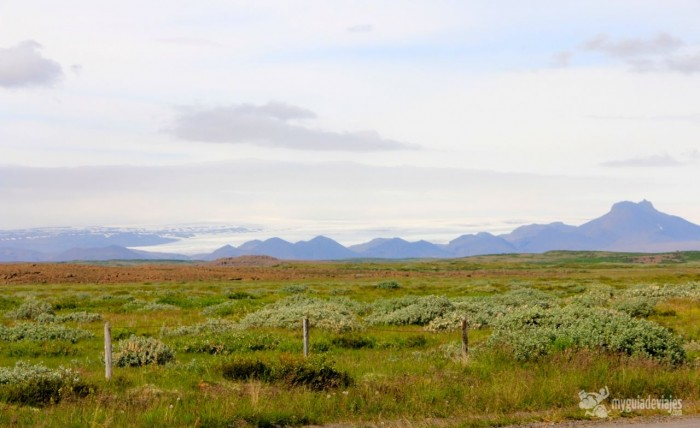 glaciar Langjokull