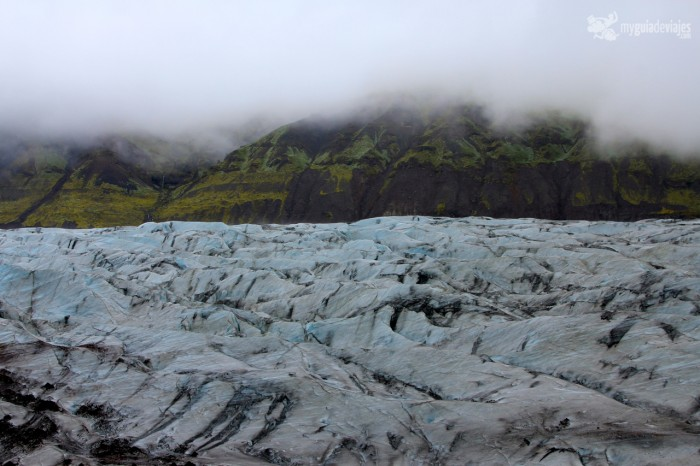 Lengua glaciar Svínafellsjokull