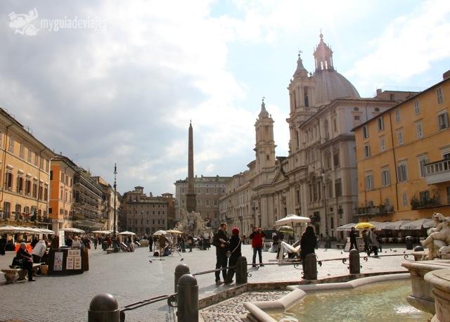 navonna roma Viajar con niños: qué ver en Roma