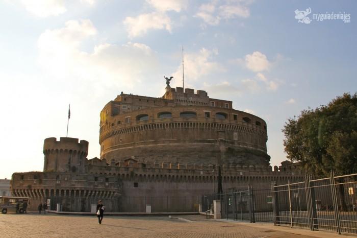 sant angelo 700x466 Viajar con niños: qué ver en Roma