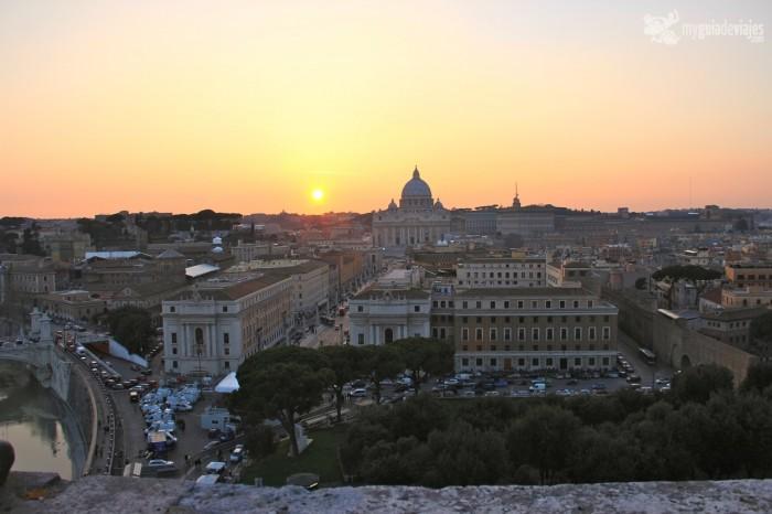 vistas vaticano
