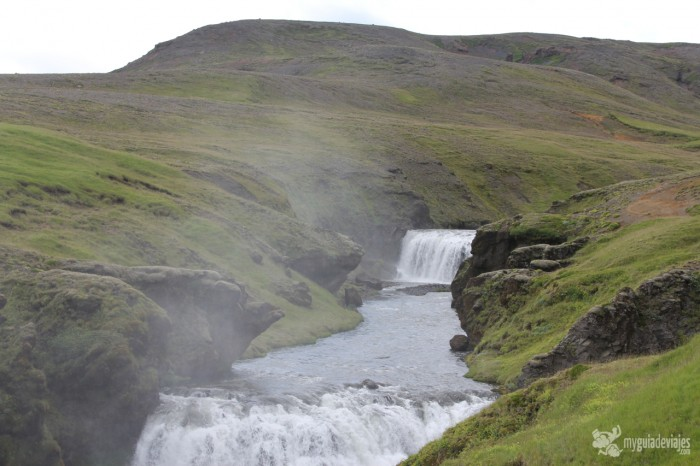 senderismo islandia
