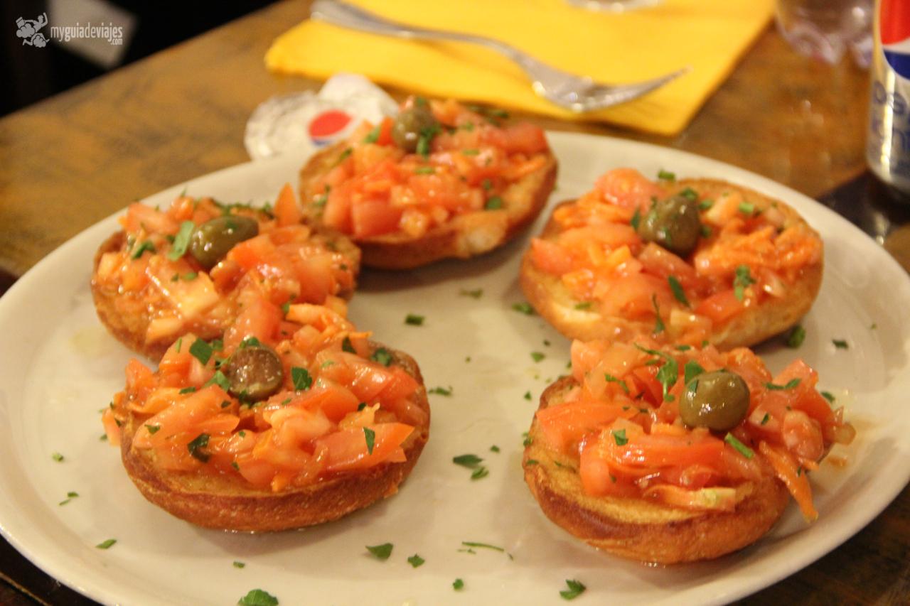 Comer en Roma como dios manda: gastronomía romana y restaurantes