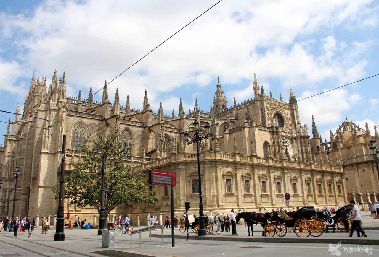 1. La Catedral de Sevilla y la Giralda