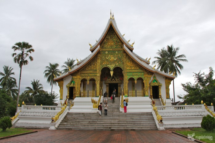 templos laos