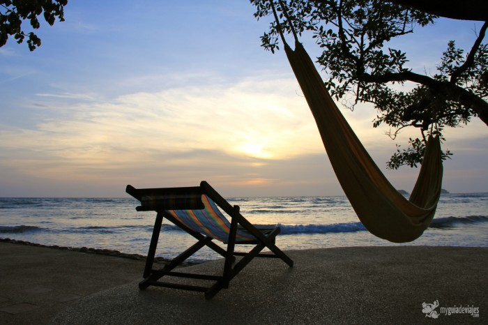 isla tailandia