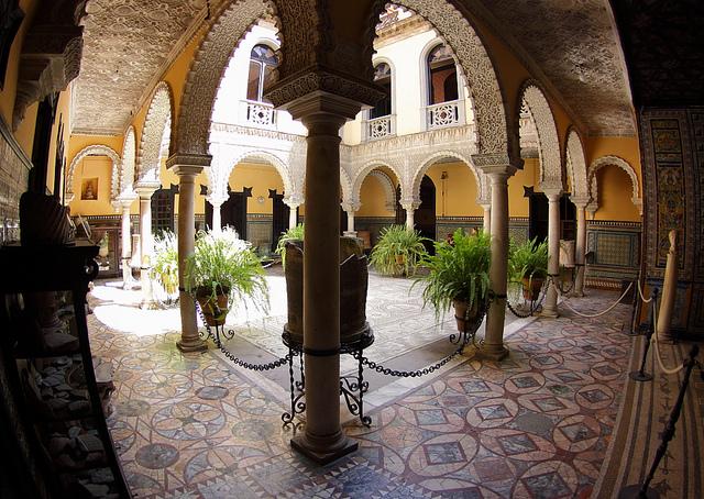 palacio lebrija