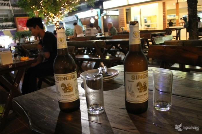 cerveza singha