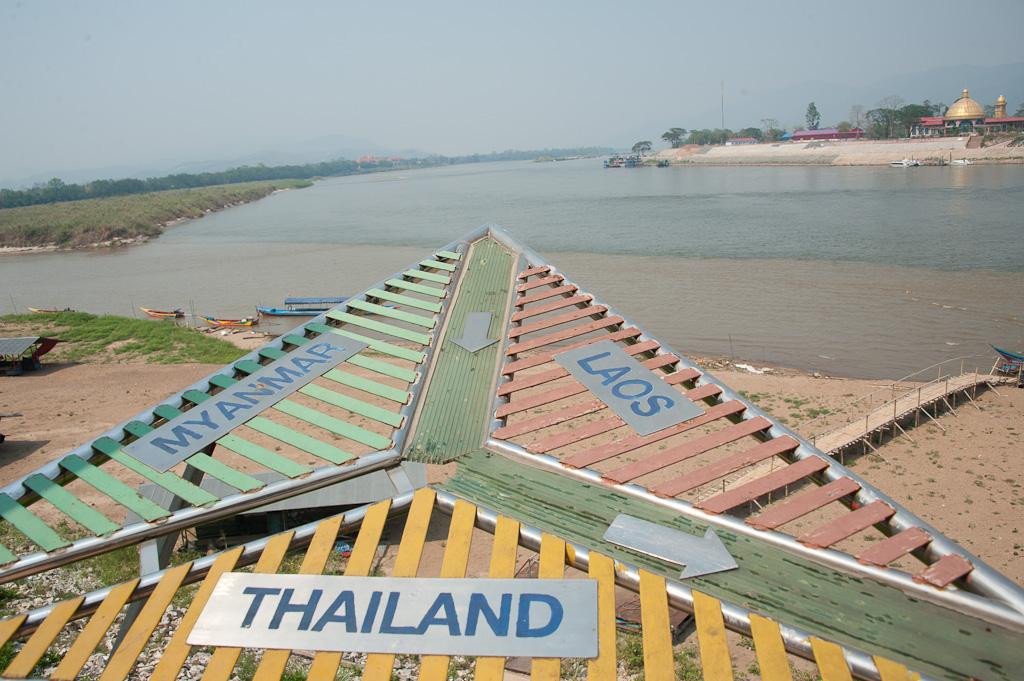 Qu ver y hacer en chiang rai tailandia my guia de viajes for Piscina triangulo de oro
