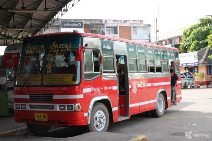 autobus tailandia