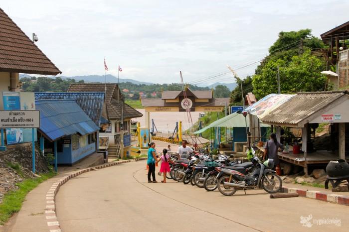 IMG 2961 700x466 Huay Xai y la frontera de Tailandia Laos