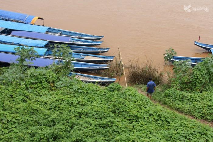 IMG 3007 700x466 Huay Xai y la frontera de Tailandia Laos