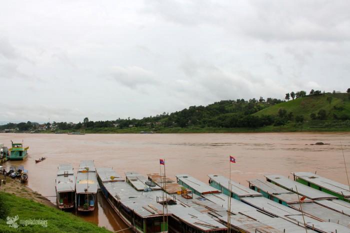 mekong en Huay Xai