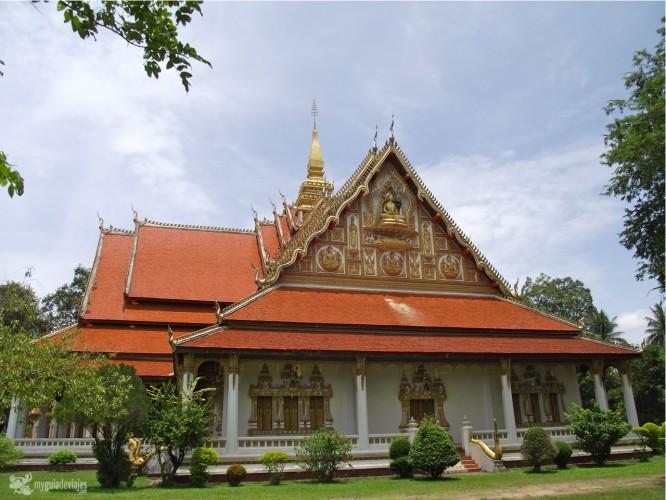 templos vientiane