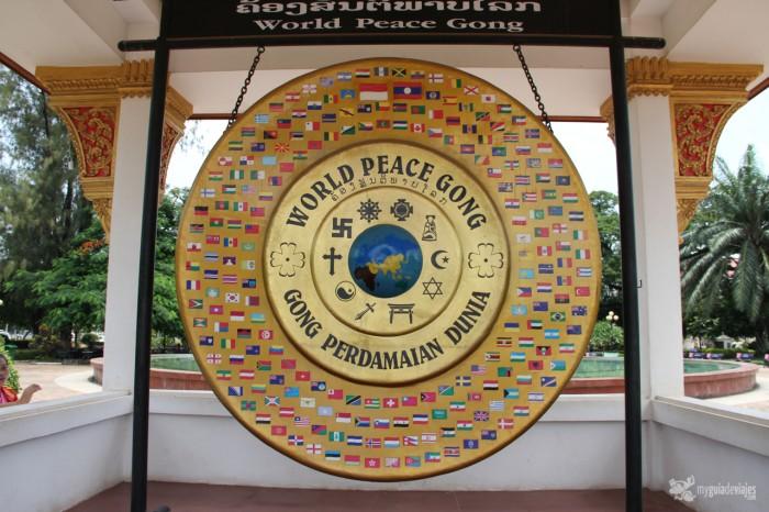 gong de la paz