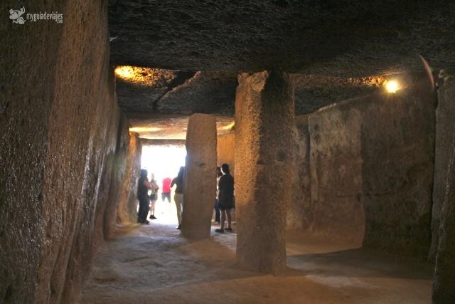 dolmen menga