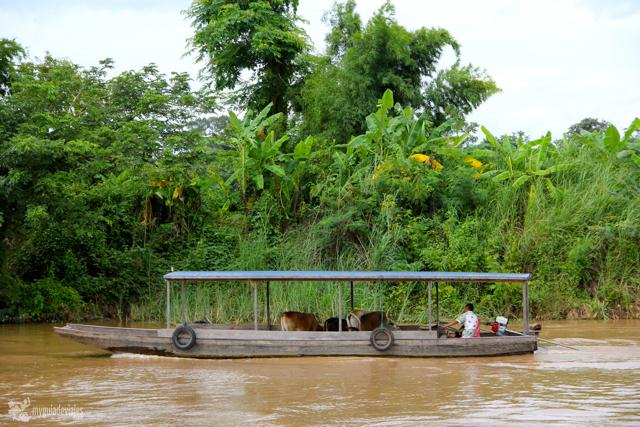 barca laos