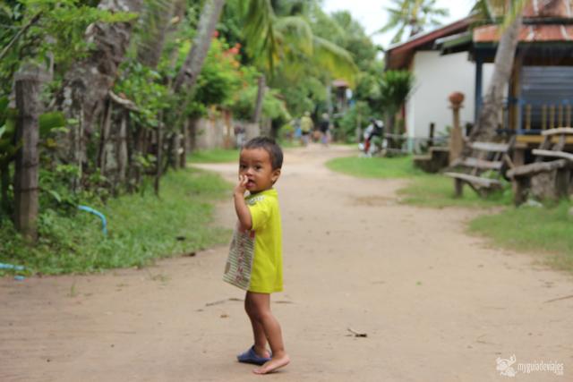 niño laos