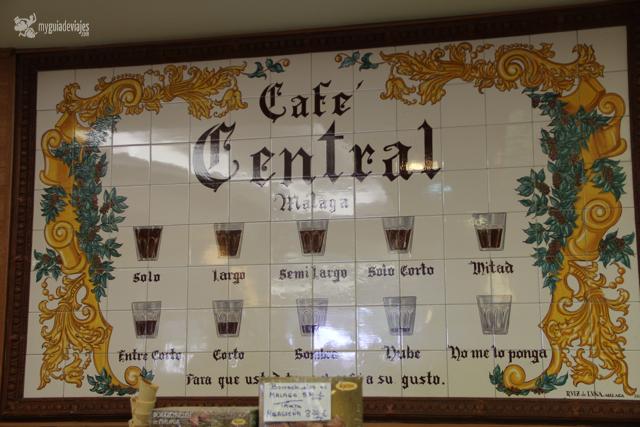 café en malaga