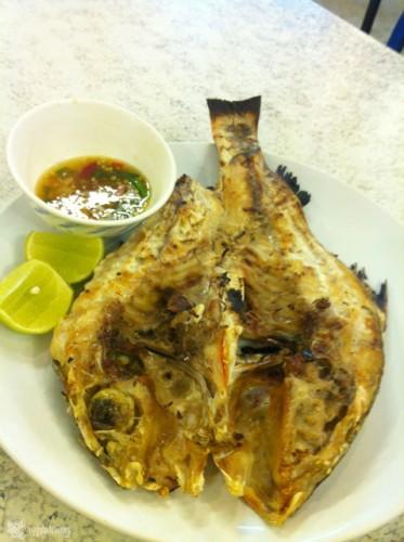 parilla marisco tailandia