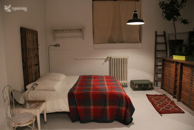 apartamento vintage madrid