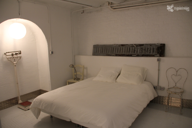 dormitorio vintage madrid