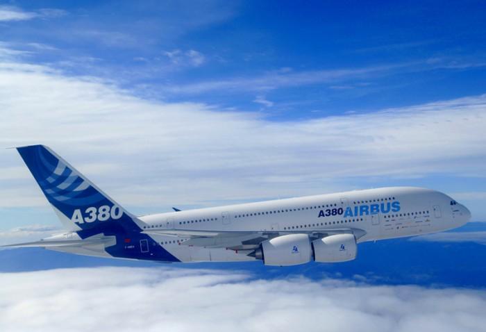 El impresionante Airbus A380
