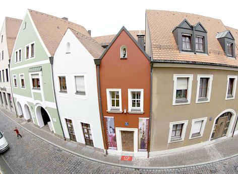El hotel Eh'hausl en Alemania