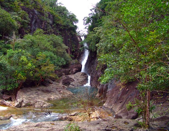 cascadas ko chang