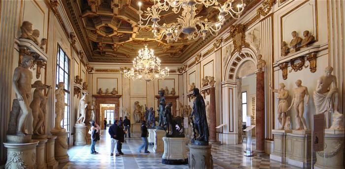 Museos Capitolinos. Imagen de wikipedia.org