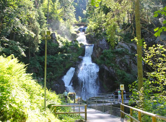 cascada triberg